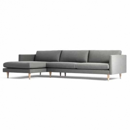 Marc, 3 pers. sofa m. chaiselong