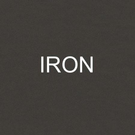 Linoleum, Iron