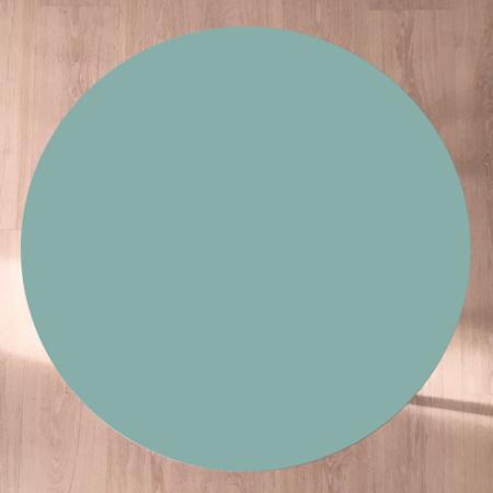 Circle sofabord, Aquavert