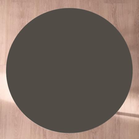 Circle sofabord, Iron