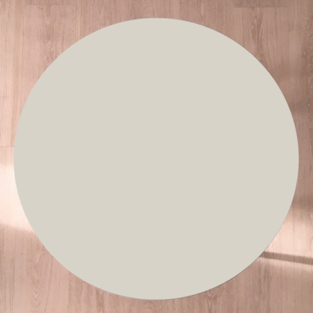 Circle sofabord, Mushroom