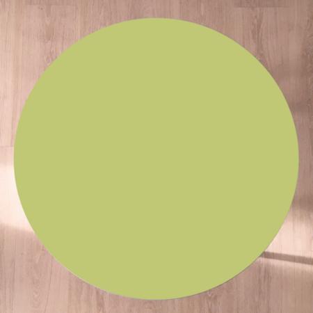 Circle sofabord, Spring green