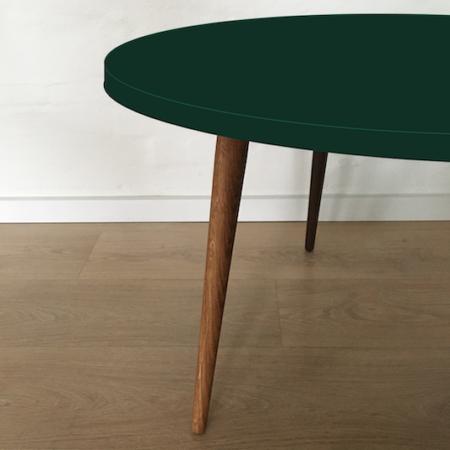 Circle sofabord, Conifer