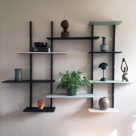 GROW reolsystem, Charlotte Holm Schau